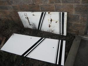 White Panel Both